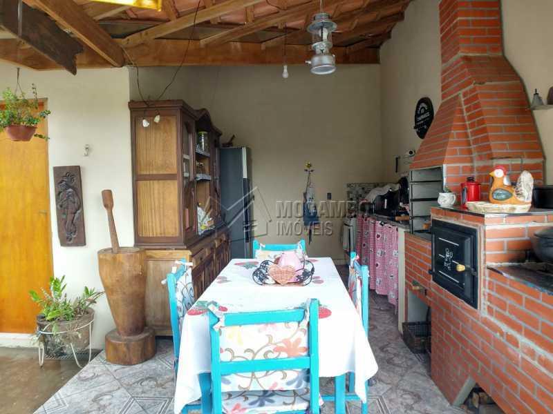Área gourmet - Casa 2 quartos à venda Itatiba,SP - R$ 375.000 - FCCA21428 - 13
