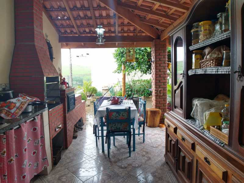 Área gourmet - Casa 2 quartos à venda Itatiba,SP - R$ 375.000 - FCCA21428 - 12