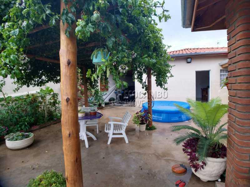 Quintal - Casa 2 quartos à venda Itatiba,SP - R$ 375.000 - FCCA21428 - 15