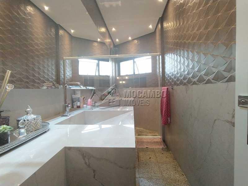 Banheiro Social - Apartamento 2 quartos à venda Itatiba,SP - R$ 480.000 - FCAP21187 - 14