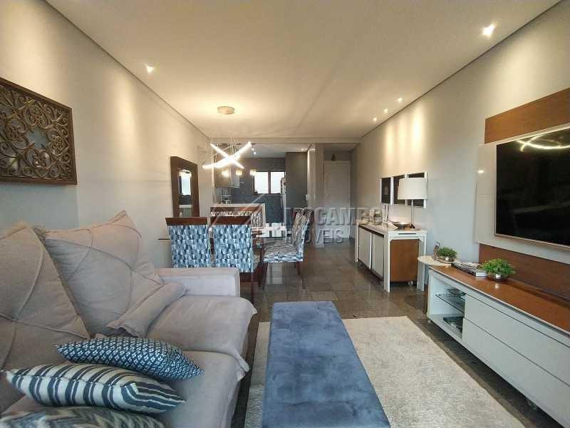 Sala - Apartamento 2 quartos à venda Itatiba,SP - R$ 480.000 - FCAP21187 - 3