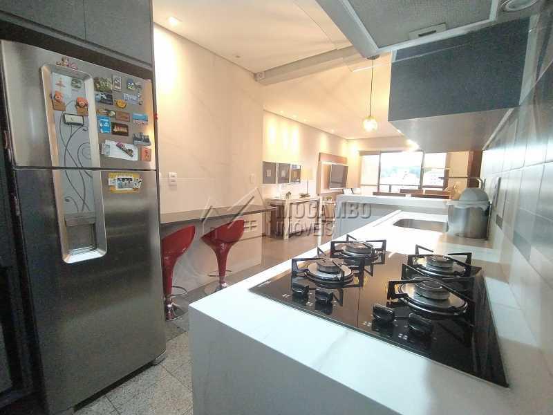 Cozinha - Apartamento 2 quartos à venda Itatiba,SP - R$ 480.000 - FCAP21187 - 8