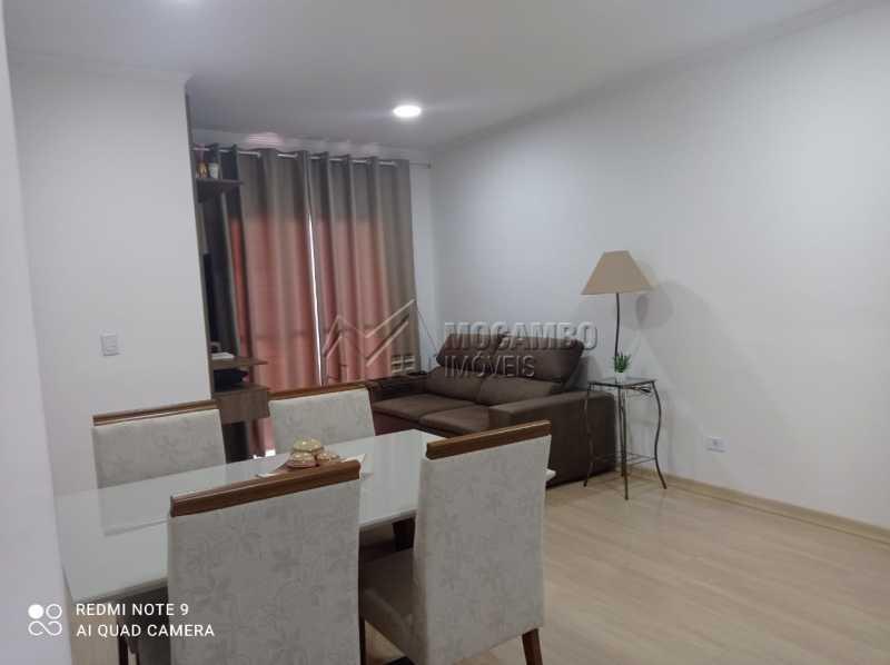 FCXJ9387 - Apartamento 2 quartos à venda Itatiba,SP - R$ 260.000 - FCAP21188 - 3