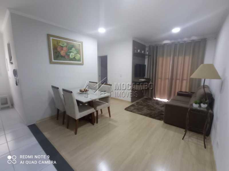 FVLD8062 - Apartamento 2 quartos à venda Itatiba,SP - R$ 260.000 - FCAP21188 - 6