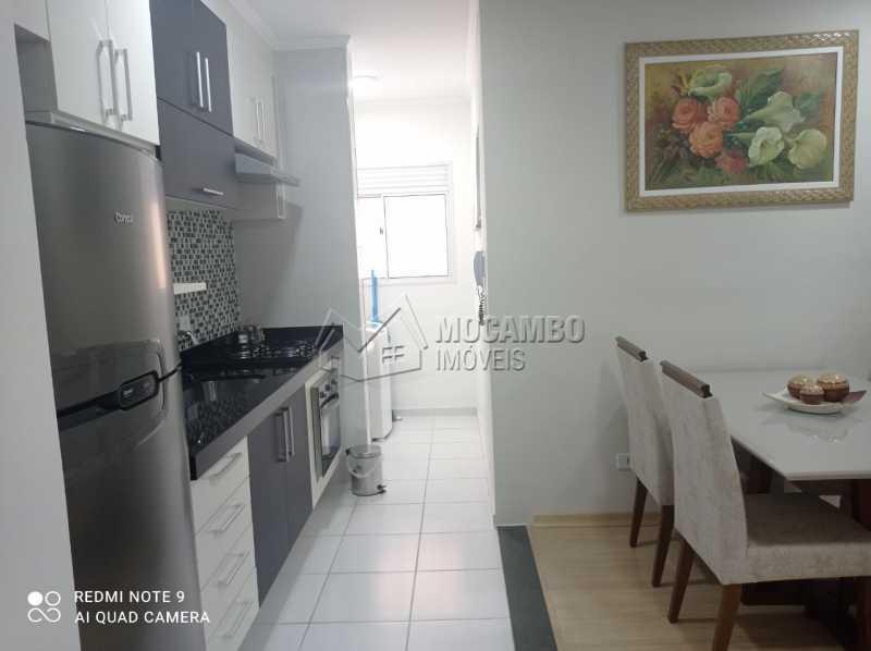 XKCK1696 - Apartamento 2 quartos à venda Itatiba,SP - R$ 260.000 - FCAP21188 - 18