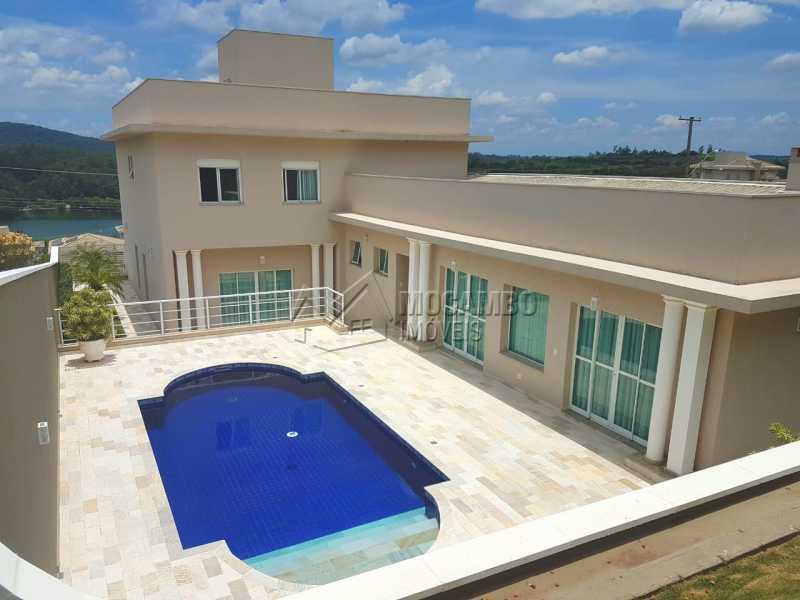 Área Externa - Casa em Condomínio 3 quartos à venda Itatiba,SP - R$ 1.960.000 - FCCN30509 - 3