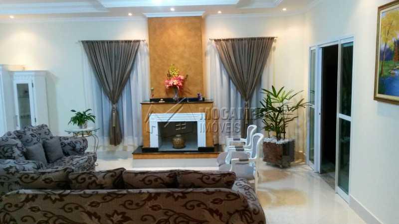 Sala - Casa em Condomínio 3 quartos à venda Itatiba,SP - R$ 1.960.000 - FCCN30509 - 12