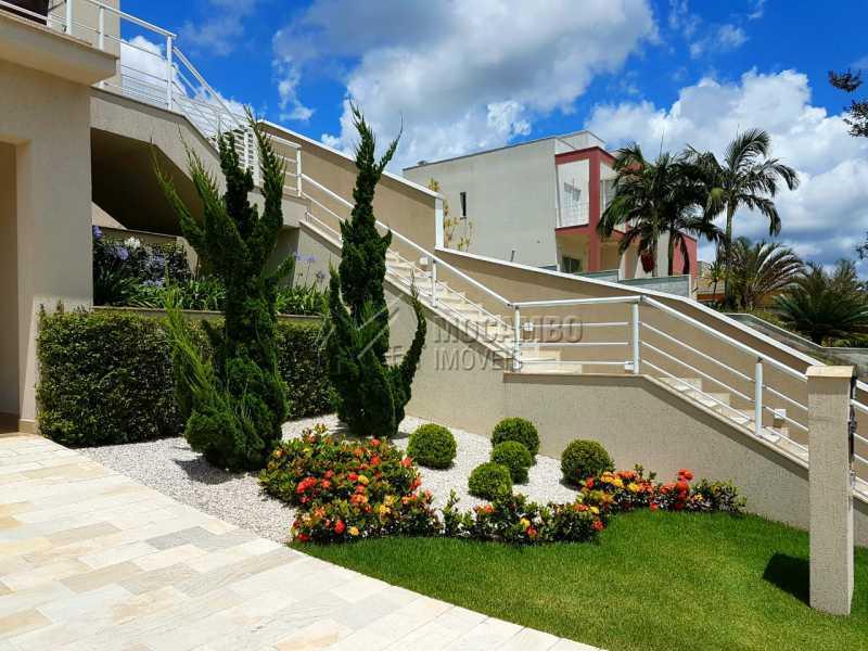 Entrada - Casa em Condomínio 3 quartos à venda Itatiba,SP - R$ 1.960.000 - FCCN30509 - 8