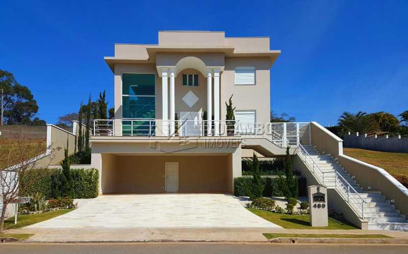 Fachada - Casa em Condomínio 3 quartos à venda Itatiba,SP - R$ 1.960.000 - FCCN30509 - 1