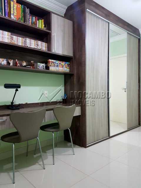Escritório - Casa em Condomínio 3 quartos à venda Itatiba,SP - R$ 1.960.000 - FCCN30509 - 20