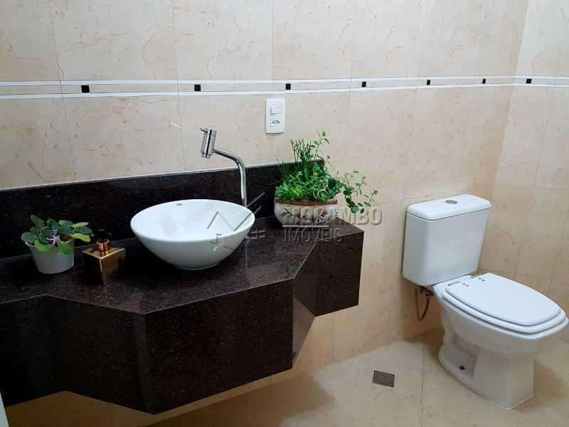 Banheiro - Casa em Condomínio 3 quartos à venda Itatiba,SP - R$ 1.960.000 - FCCN30509 - 22