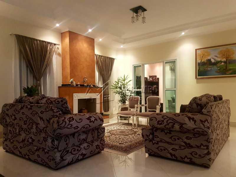 Sala  - Casa em Condomínio 3 quartos à venda Itatiba,SP - R$ 1.960.000 - FCCN30509 - 13