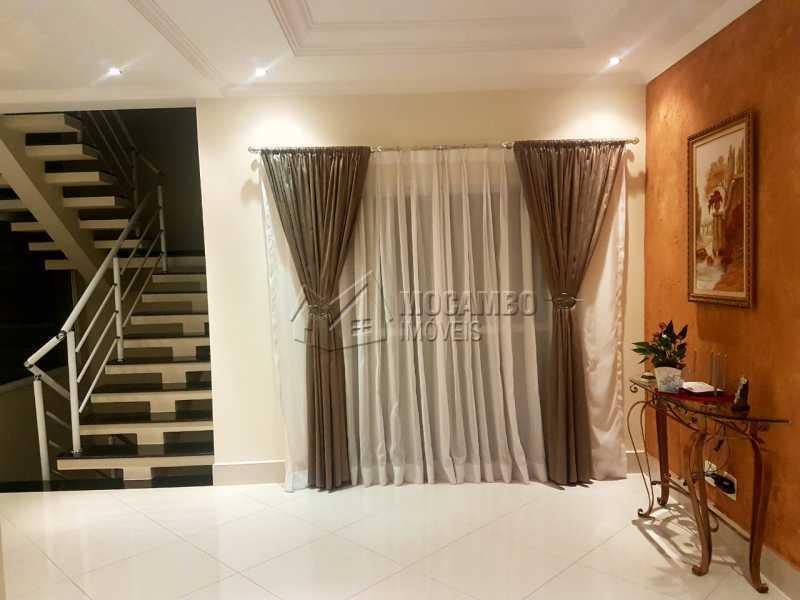 Sala - Casa em Condomínio 3 quartos à venda Itatiba,SP - R$ 1.960.000 - FCCN30509 - 10