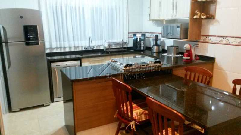 Cozinha - Casa em Condomínio 3 quartos à venda Itatiba,SP - R$ 1.960.000 - FCCN30509 - 16