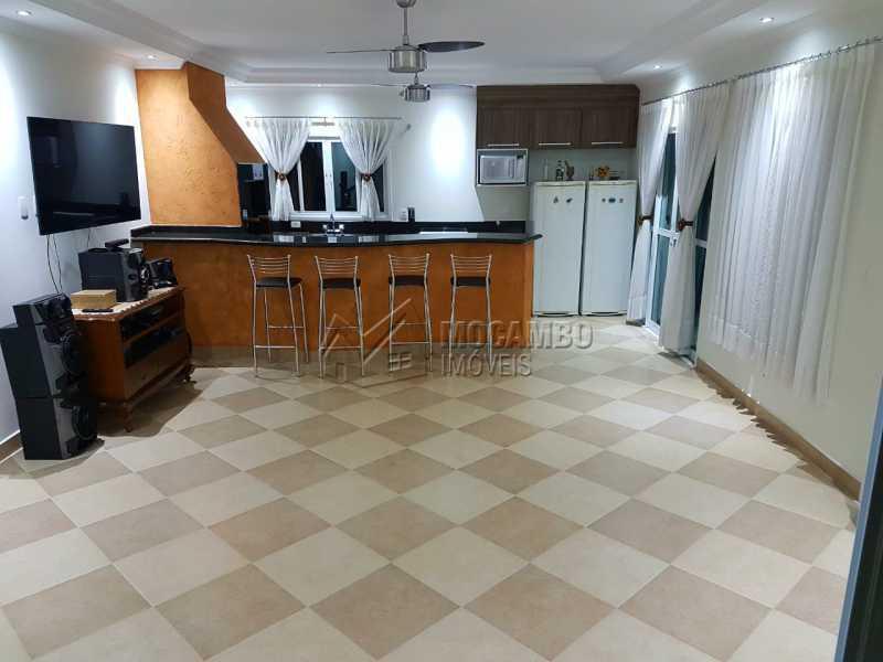 Área Gourmet - Casa em Condomínio 3 quartos à venda Itatiba,SP - R$ 1.960.000 - FCCN30509 - 6