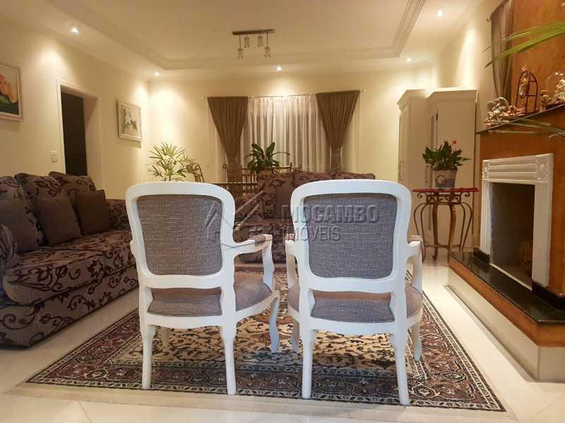 Sala - Casa em Condomínio 3 quartos à venda Itatiba,SP - R$ 1.960.000 - FCCN30509 - 14