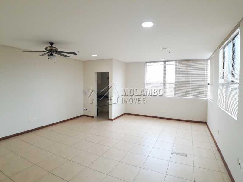 Sala - Sala Comercial 40m² para alugar Itatiba,SP - R$ 1.200 - FCSL00231 - 1