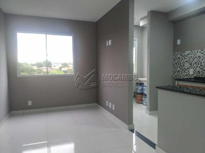 Sala - Apartamento 2 quartos à venda Itatiba,SP - R$ 191.000 - FCAP21189 - 1