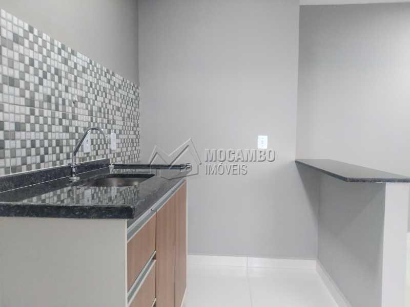 Cozinha - Apartamento 2 quartos à venda Itatiba,SP - R$ 191.000 - FCAP21189 - 3