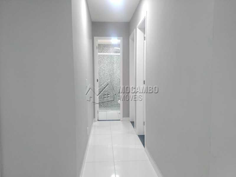 Corredor - Apartamento 2 quartos à venda Itatiba,SP - R$ 191.000 - FCAP21189 - 4
