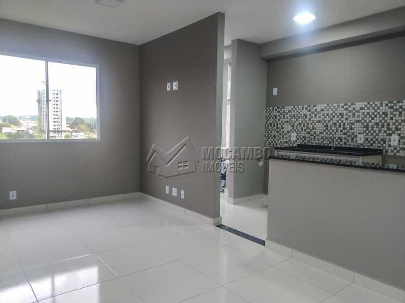 Sala - Apartamento 2 quartos à venda Itatiba,SP - R$ 191.000 - FCAP21189 - 5