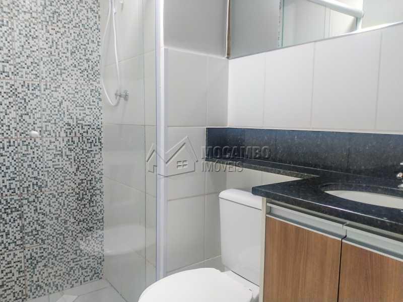 Banheiro - Apartamento 2 quartos à venda Itatiba,SP - R$ 191.000 - FCAP21189 - 6