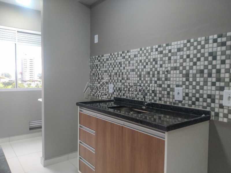 Cozinha - Apartamento 2 quartos à venda Itatiba,SP - R$ 191.000 - FCAP21189 - 7