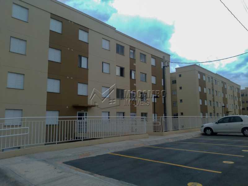 Fachada - Apartamento 2 quartos à venda Itatiba,SP - R$ 191.000 - FCAP21189 - 8