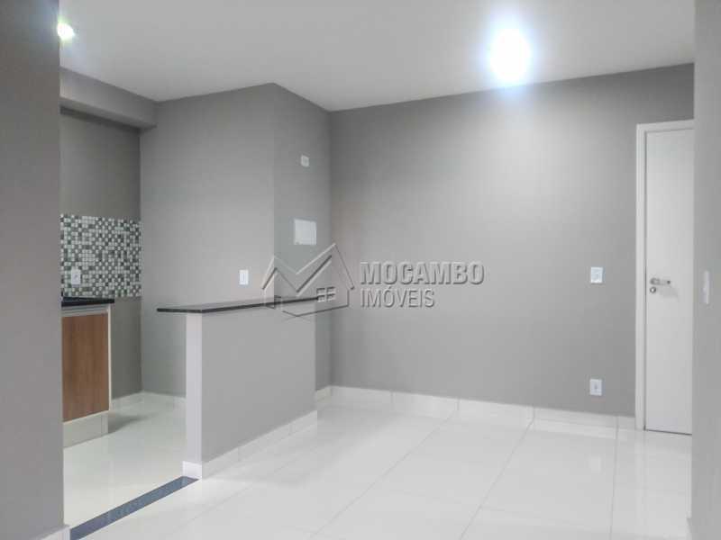 Sala - Apartamento 2 quartos à venda Itatiba,SP - R$ 191.000 - FCAP21189 - 9