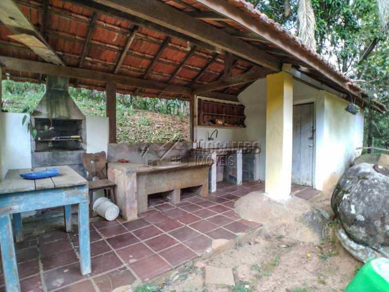 Área gourmet - Sítio 145200m² à venda Itatiba,SP - R$ 1.900.000 - FCSI20013 - 11