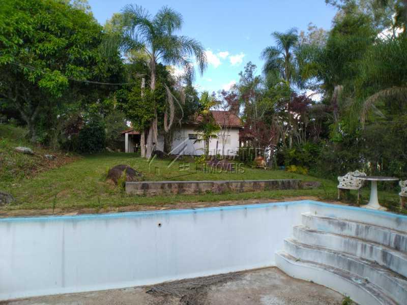 Piscina vista para sede - Sítio 145200m² à venda Itatiba,SP - R$ 1.900.000 - FCSI20013 - 20