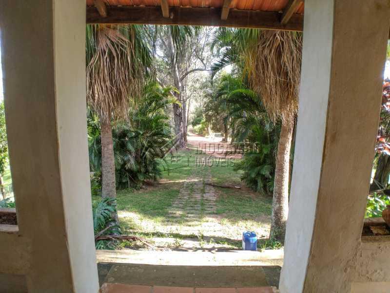 Vista varanda de frente - Sítio 145200m² à venda Itatiba,SP - R$ 1.900.000 - FCSI20013 - 23