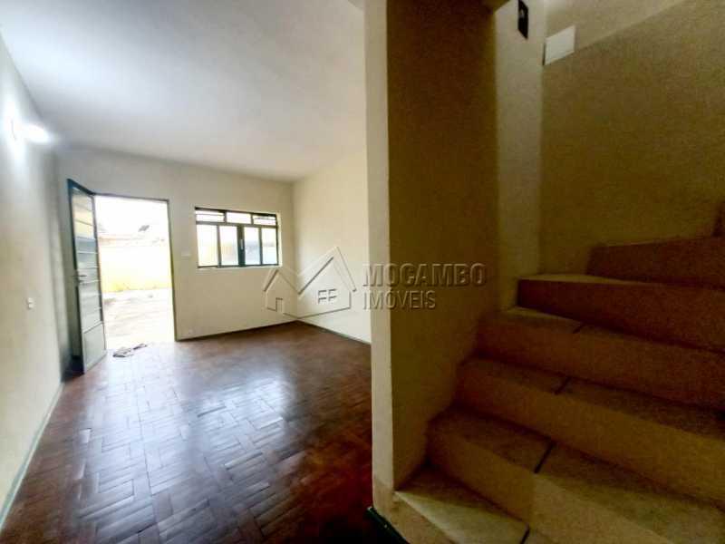Sala - Casa de Vila 2 quartos para alugar Itatiba,SP - R$ 1.150 - FCCV20001 - 3