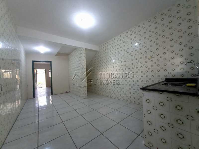 Cozinha - Casa de Vila 2 quartos para alugar Itatiba,SP - R$ 1.150 - FCCV20001 - 6