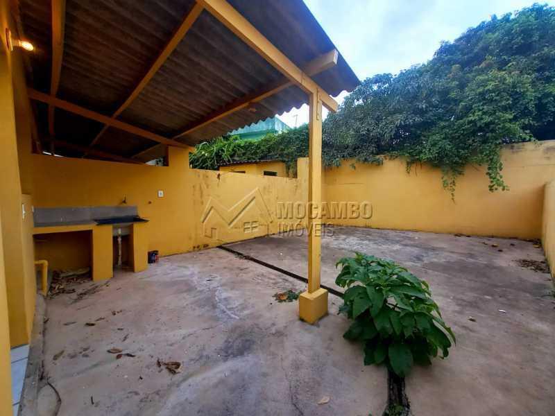 Lavanderia e quintal - Casa de Vila 2 quartos para alugar Itatiba,SP - R$ 1.150 - FCCV20001 - 13