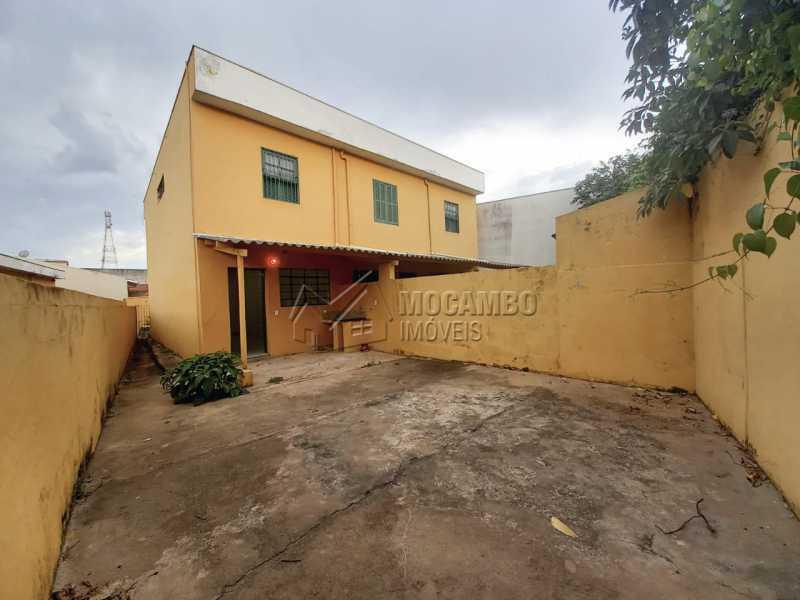 Quintal - Casa de Vila 2 quartos para alugar Itatiba,SP - R$ 1.150 - FCCV20001 - 14