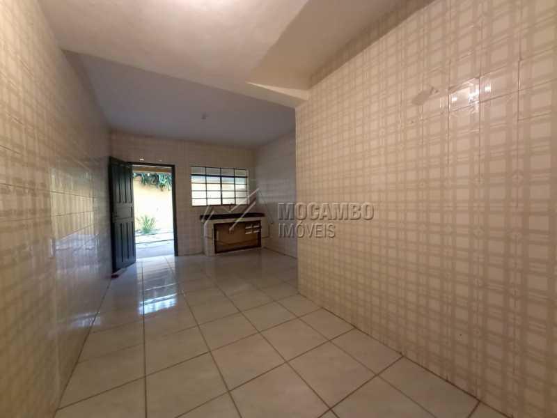 Cozinha - Casa de Vila 2 quartos para alugar Itatiba,SP - R$ 1.150 - FCCV20002 - 4