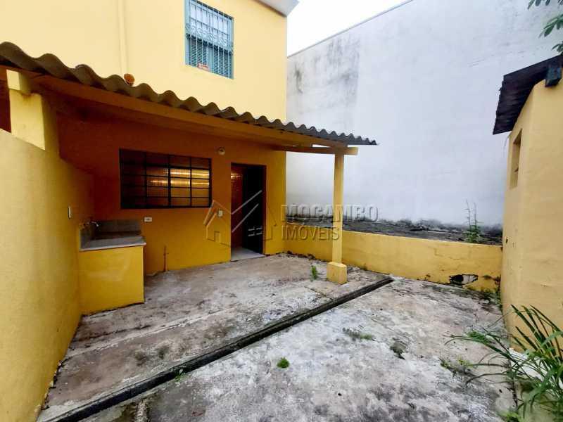 Lavanderia e quintal - Casa de Vila 2 quartos para alugar Itatiba,SP - R$ 1.150 - FCCV20002 - 12
