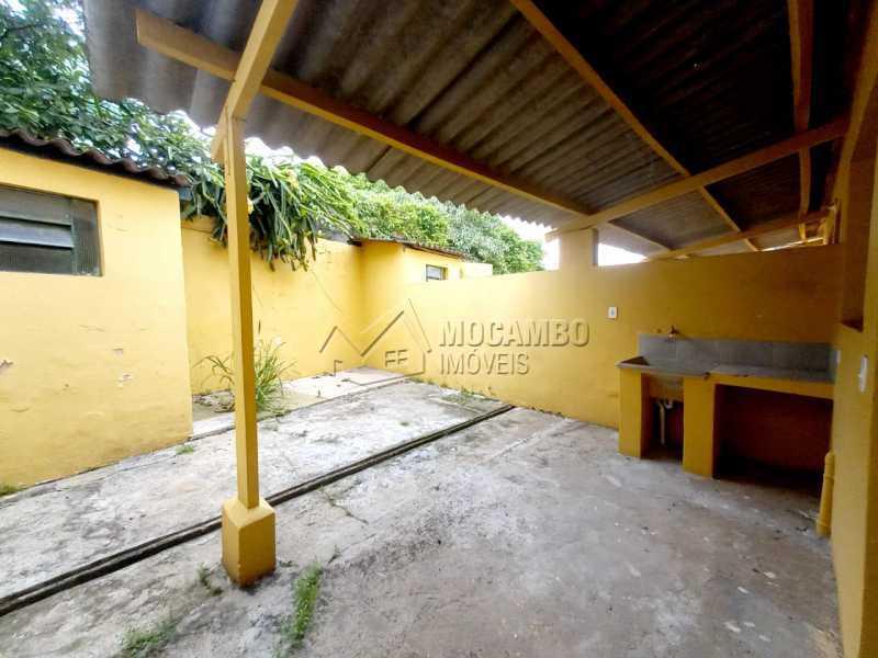 Lavanderia e quintal - Casa de Vila 2 quartos para alugar Itatiba,SP - R$ 1.150 - FCCV20002 - 13