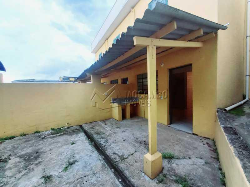 Lavanderia e quintal - Casa de Vila 2 quartos para alugar Itatiba,SP - R$ 1.150 - FCCV20002 - 14