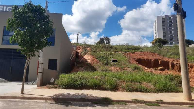 Lote  - Terreno 250m² à venda Itatiba,SP - R$ 285.000 - FCUF01420 - 1
