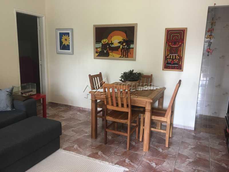 Sala - Casa 2 quartos à venda Itatiba,SP - R$ 280.000 - FCCA21436 - 8