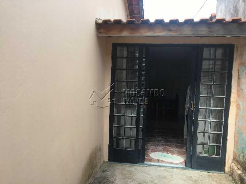 Quintal - Casa 2 quartos à venda Itatiba,SP - R$ 280.000 - FCCA21436 - 18