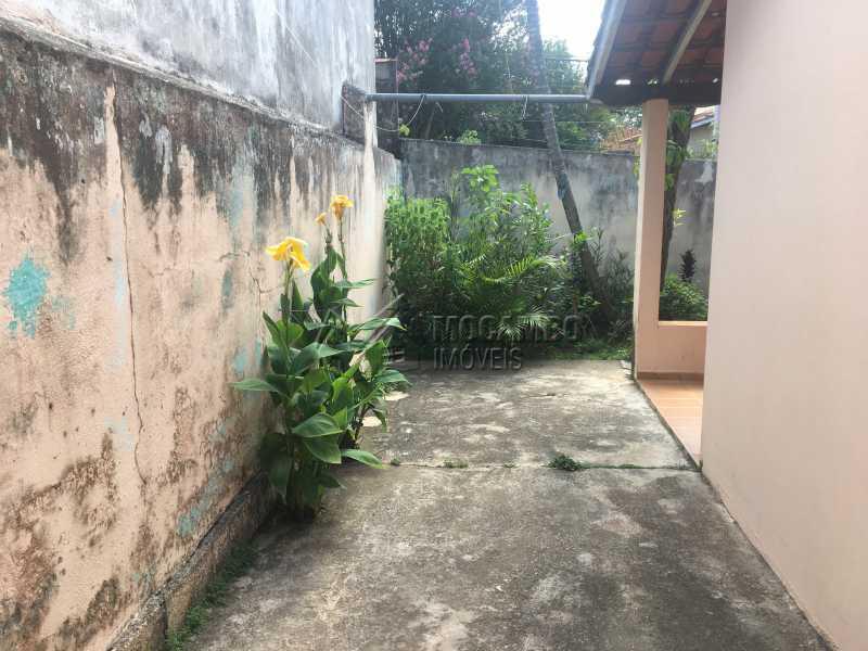 quintal - Casa 2 quartos à venda Itatiba,SP - R$ 280.000 - FCCA21436 - 20