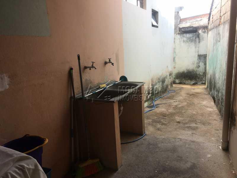 Quintal - Casa 2 quartos à venda Itatiba,SP - R$ 280.000 - FCCA21436 - 19