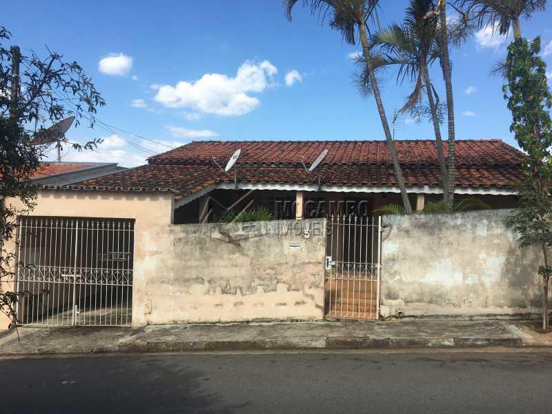 Fachada - Casa 2 quartos à venda Itatiba,SP - R$ 280.000 - FCCA21436 - 1