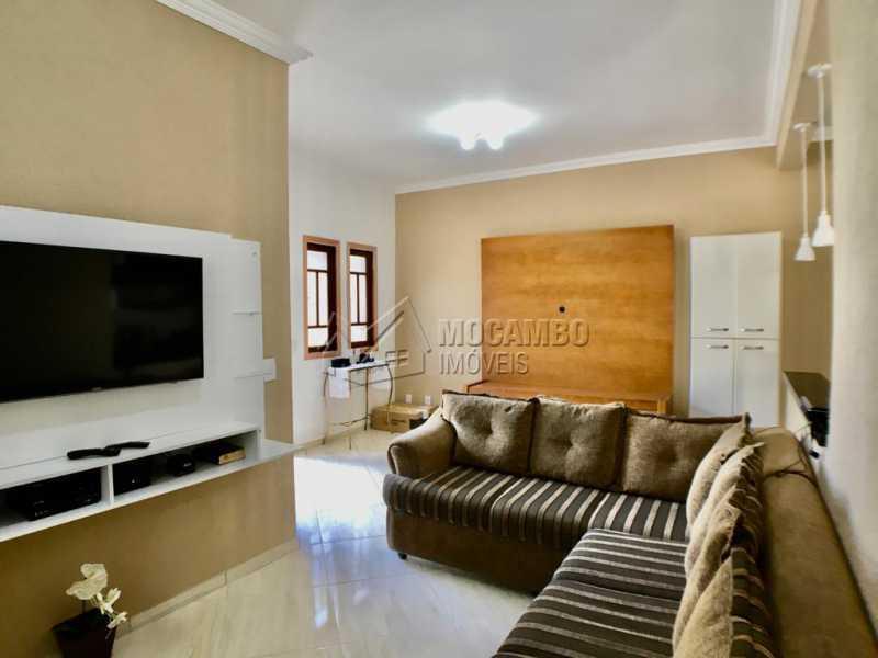 Sala de Tv - Casa 2 quartos à venda Itatiba,SP - R$ 350.000 - FCCA21437 - 1