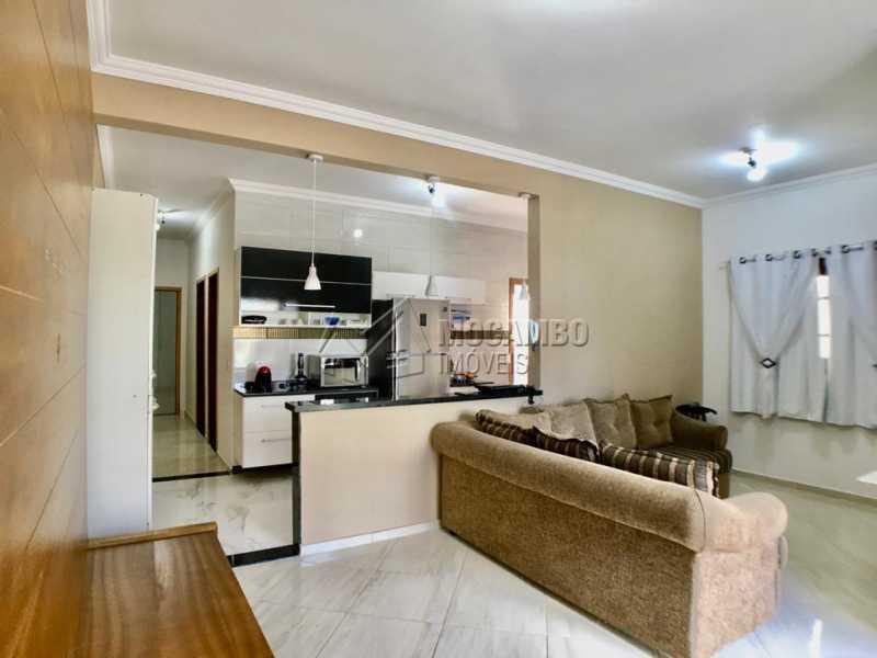 Sala de jantar - Casa 2 quartos à venda Itatiba,SP - R$ 350.000 - FCCA21437 - 4