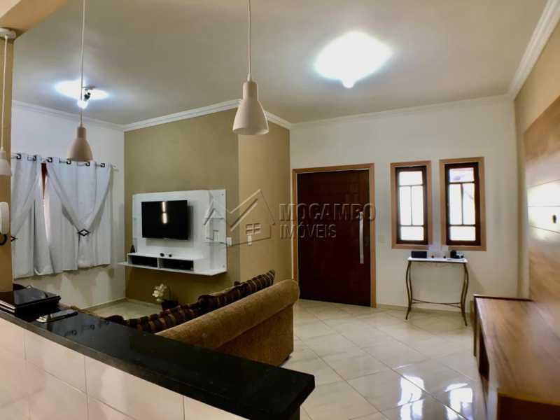 Sala - Casa 2 quartos à venda Itatiba,SP - R$ 350.000 - FCCA21437 - 3