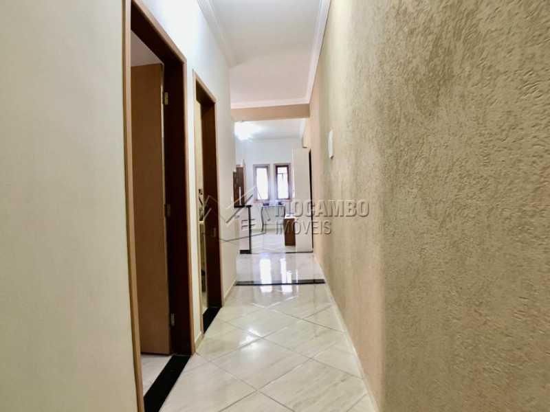 Corredor - Casa 2 quartos à venda Itatiba,SP - R$ 350.000 - FCCA21437 - 7